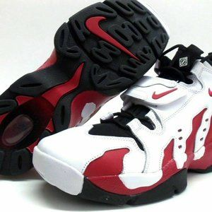 NIKE AIR DT MAX '96 DEION SANDERS WHITE/red NEW